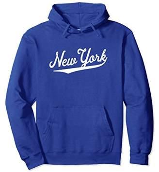 New York Hoodie Sweatshirt
