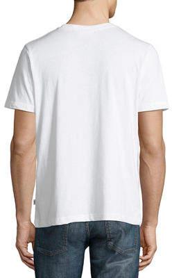 Wesc Men's Men's Logo Graphic T-Shirt