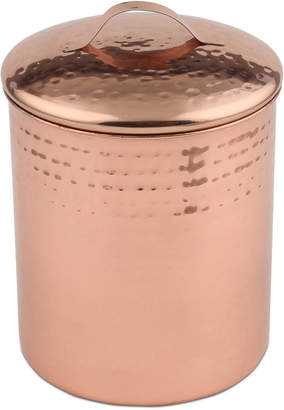 Thirstystone Hammered Copper Small Canister