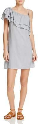 Splendid Ruffled One-Shoulder Dress - 100% Exclusive