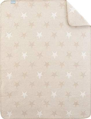 Camilla And Marc Sei Design Baby Blanket - Baby Blanket Crawling Blanket Made of Cotton Play Blanket for Home & Baby Bed & Pram - Very Soft and Easy to Clean 90 x 120 cm
