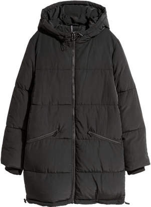 H&M Padded Jacket - Black