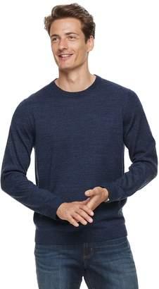Apt. 9 Men Wool-Blend Merino Crewneck Sweater