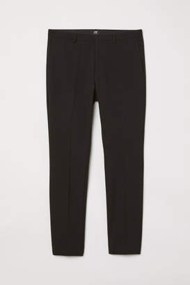 H&M Suit Pants Super Skinny fit - Black