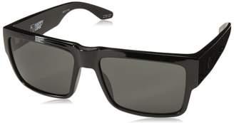 SPY Optics Cyrus Happy Rectangular Sunglasses