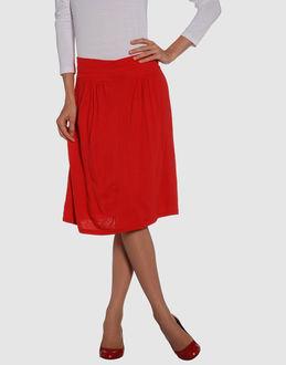 BRUNO PIETERS. Knee length skirt