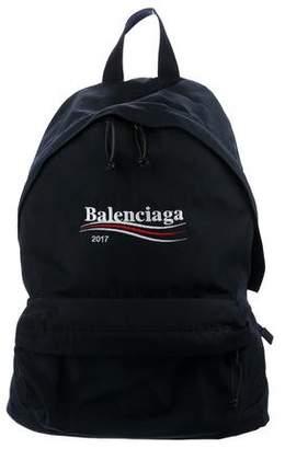 Balenciaga 2017 Explorer Nylon Backpack