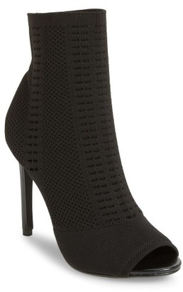 Women's Steve Madden Candid Knit Bootie $129.95 thestylecure.com