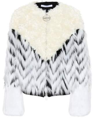 Givenchy Faux fur jacket