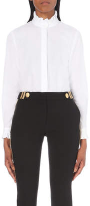 Claudie Pierlot Colombine cotton shirt