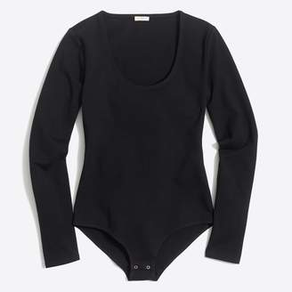 J.Crew Factory Long-sleeve bodysuit