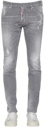 DSQUARED2 16.5cm Cool Guy Cotton Denim Jeans