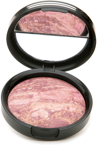 Laura Geller Beauty Blush-n-Brighten Compact, Berry 0.32 oz (9 g)