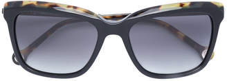 Carolina Herrera Ch oversized square sunglasses