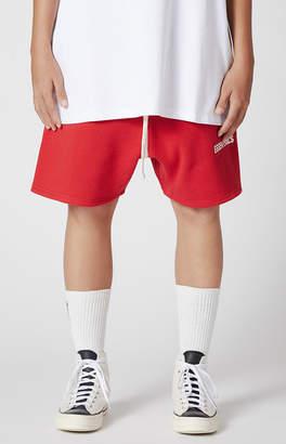 Fear Of God Fog Essentials Graphic Sweat Shorts
