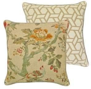 Rose Tree Biccari Square 18x18 Pillow
