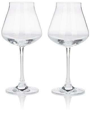 Baccarat Château Crystal White Wine Glass Set