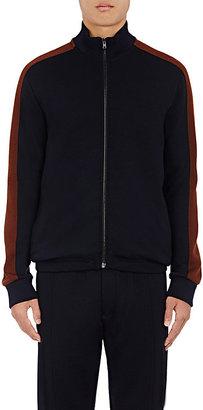 Marni Men's Virgin Wool-Blend Jersey Track Jacket $750 thestylecure.com