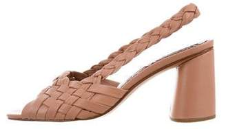 Rachel Comey Zion Braided Leather Sandals w/ Tags