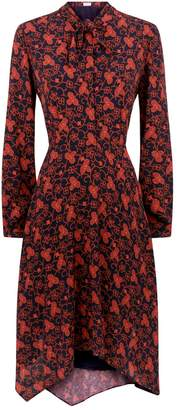 Claudie Pierlot Floral Dress