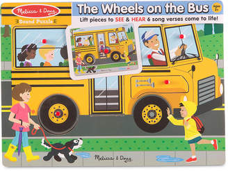 Melissa & Doug The Wheels On The Bus Puzzle