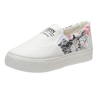 XUANOU Flip Flops Flat Platform Shoes Polish Sewing Polish Peep Toe Sandals Latch
