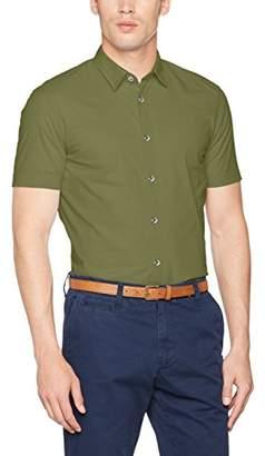 Esprit Men's 047EE2F035-Basic Leisure Shirt