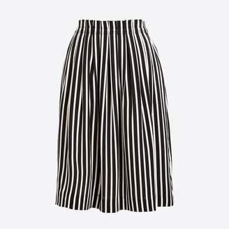 J.Crew Factory Striped skirt