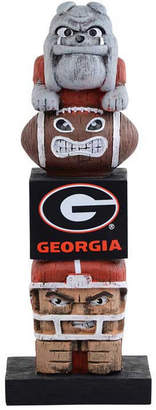 Evergreen Georgia Bulldogs Tiki Totem