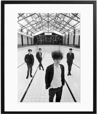 Sonic Editions The Jesus and Mary Chain 1985 (Framed)