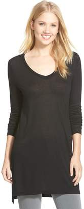 Halogen Long Sleeve Lightweight Tunic