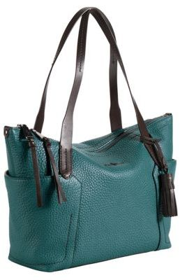 Cole Haan Leather Small Shopper Bag