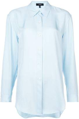 Theory button up shirt