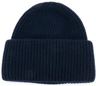 Golden Goose ribbed wool beanie