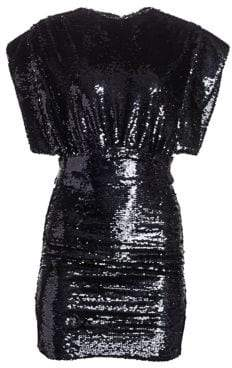 IRO Miracle Sequin Mini Dress