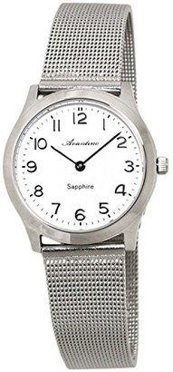 Crepha (クレファー) - CREPHA腕時計avantinoアナログ表示5気圧防水ホワイトavt-1389-wtsレディース