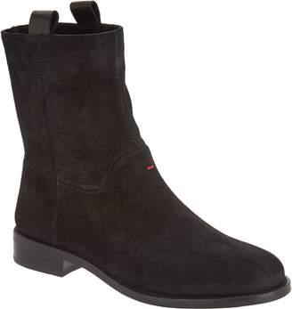 ED Ellen Degeneres Leather Ankle Boots - Sebring