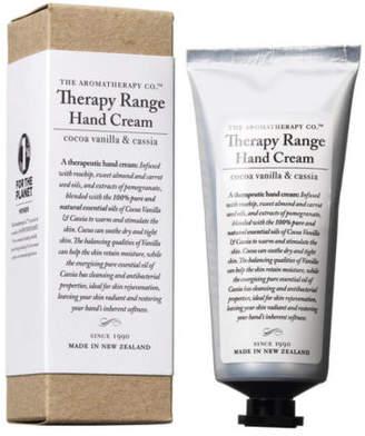 Aromatherapy Company NEW The Hand Cream 75ml Cocoa Vanilla & Cassia