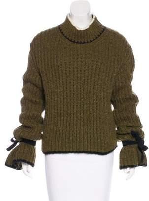 J.W.Anderson Alpaca Turtleneck Sweater