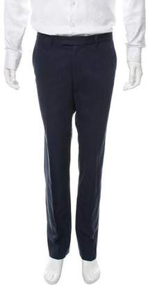 Timo Weiland Twill Flat Front Pants w/ Tags