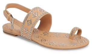 Tory Burch Blake Toe Loop Slingback Sandal