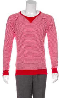 Christian Dior 2006 Striped Knit Sweater
