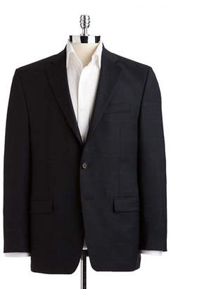 Lauren Ralph Lauren Big and Tall Classic Fit Suit Separate Jacket