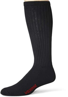 Wolverine 2-pk. Cotton Over-the-Calf Socks