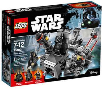 Lego Star Wars Darth Vader Transformation Toy Set 75183