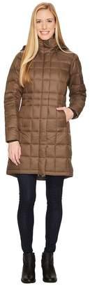 Columbia Hexbreakertm Long Down Jacket Women's Jacket