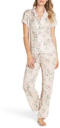 Flora Nikrooz Rose Print Pajamas