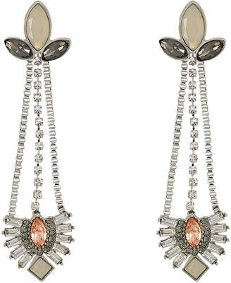 GUESS Stone Linear Earrings Earring