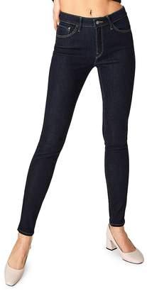 Mavi Jeans SuperSoft Denim Alissa High-Rise Super Skinny Jeans