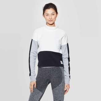Umbro Women's Mock Neck Pullover